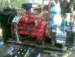 100% Gas Base Generator