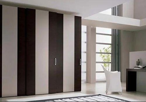 Home Almirah - Wooden Wall Almirah Manufacturer from Ghaziabad