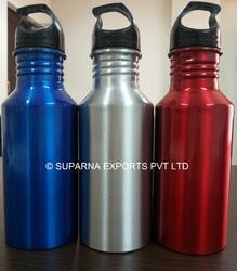 Aluminum Sipper Bottles