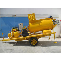 Foam Concrete Machines Services