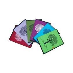 Handmade Cloth File Folders