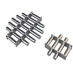 Permanent Magnetic Tubes and Grids