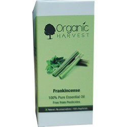 Organic Harvest Frankincense Oil