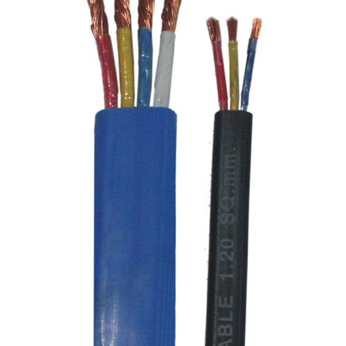 Poly Insulated Submersible Cable