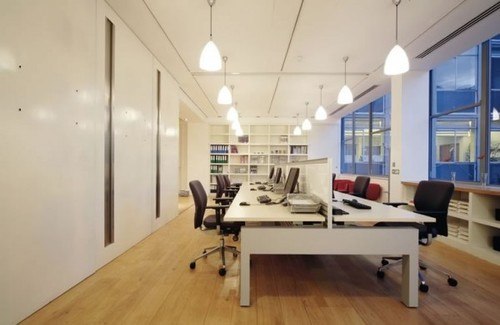 Commercial And Office Interior Design