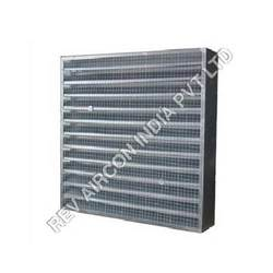 aluminum fixed louvers