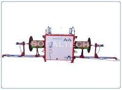 Fibre Drum Ring Fixing Beading Machinery