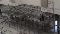 Aluminum Roof Trusses
