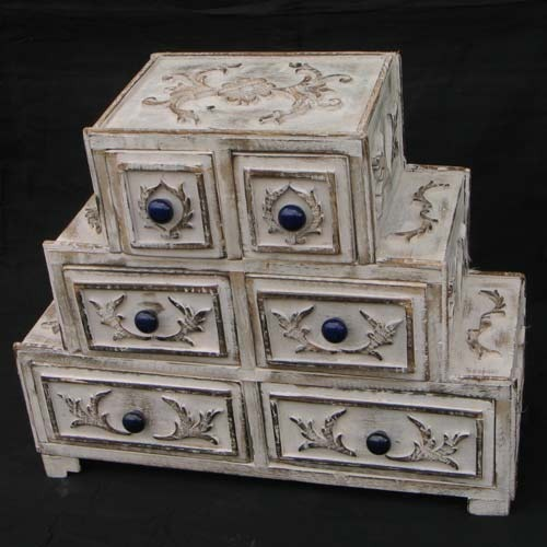 Almirah with Ceramic Drawer
