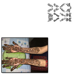Henna Tattoos for Ladies