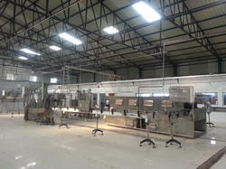 Juice & Soft Drink Processing Plant