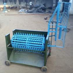 Motor Operated Paddy Winnowing Fan