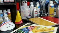 paints and primers