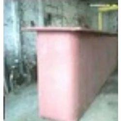 zinc bath tub