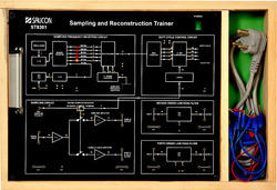 Sampling and Reconstruction Trainer - ST8301