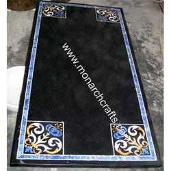 Marble Inlay Center Tables
