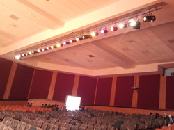 Auditorium Stage Lights