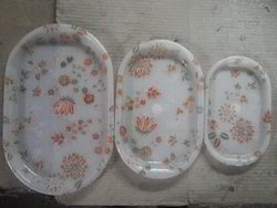 Plastic Tray Set