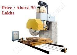 Multi Blade Granite Cutter