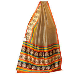Ghicha Silk Printed Sarees