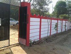 Concrete Compound Walls