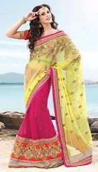 Bridal Wear Designer Lehnga Styal Saree