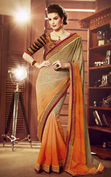 Saree with Design