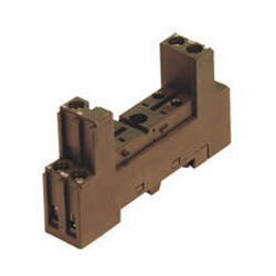 DIN Rail Mounting Sockets