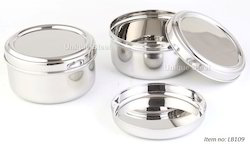 Stainless Steel Salad Box