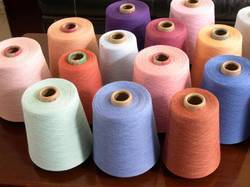 Poly Cotton Blended Yarn
