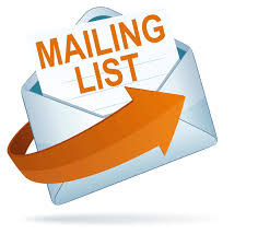 mailing lists databases