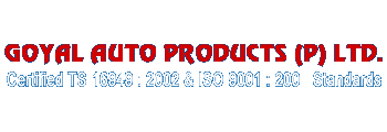Goyal Auto Products Private Limited