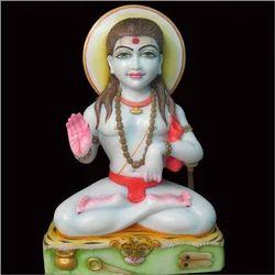 Balaknath Marble Statue