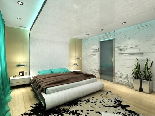 our clients unique bedroom interior designing service plans a interior