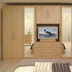 bedroom woodwork designs india
