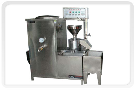 Soyabean Milk Making Machine
