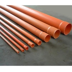 PVC Electrical Conduit Pipe