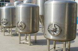Distillery Tank Service