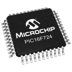 PIC16F724-I/PT- PIC Microcontroller