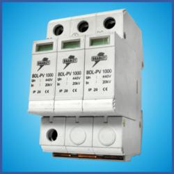Solar Lightning Protection Kit