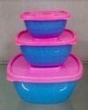 Plastic Containers for Makar Sankranti Haldi Kum Kum