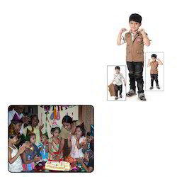 Nice Kids Suit for Birthday Party