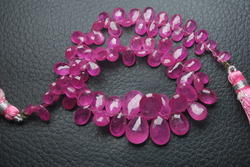 94 Cts Pink Sapphire Faceted Pear Shape
