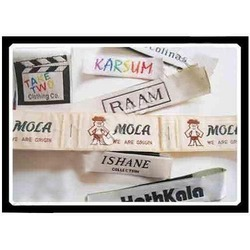 Satin Woven Labels