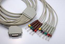 10 Lead ECG Cable