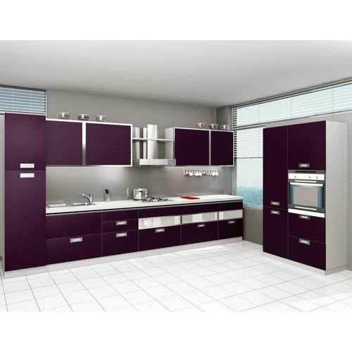 Modular Kitchen Solutions: Aluminium Modular Kitchen, Modular Kitchen