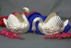 Swan Figurines
