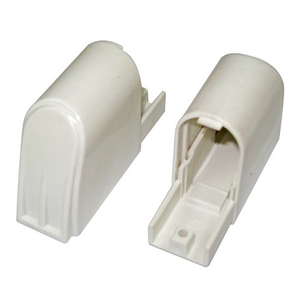 Electrical Enclosures And Casing Tube Light End Cap