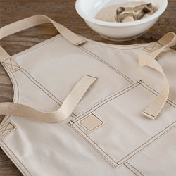 Organic Kitchen Apron