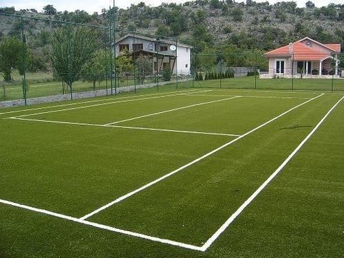 Lawn Tennis Grass Court